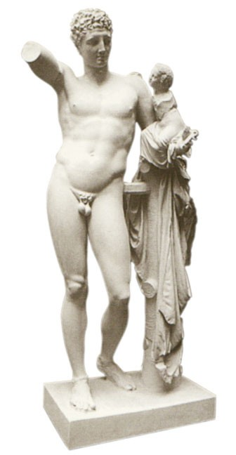 hermes statue reproduction - 336×648